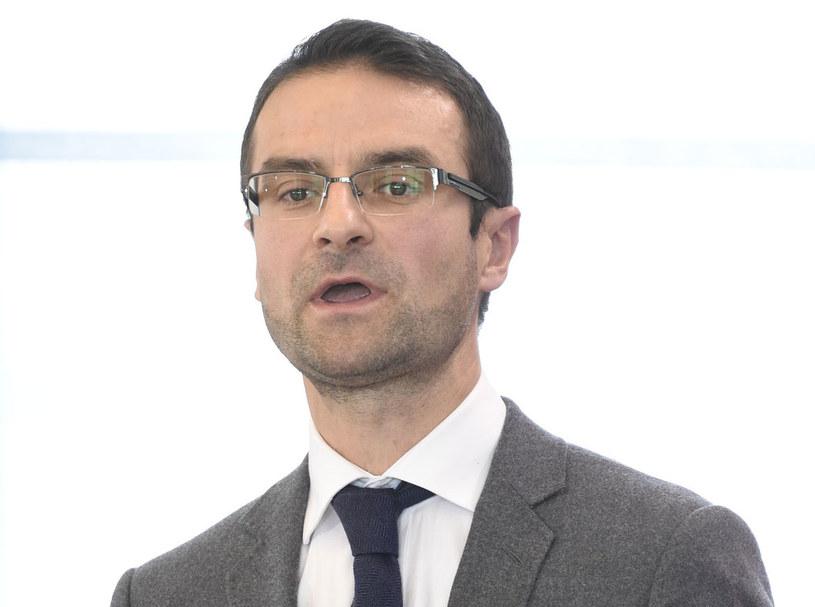 Szef sztabu wyborczego Prawa i Sprawiedliwości Tomasz Poręba /Jacek Domiński /Reporter