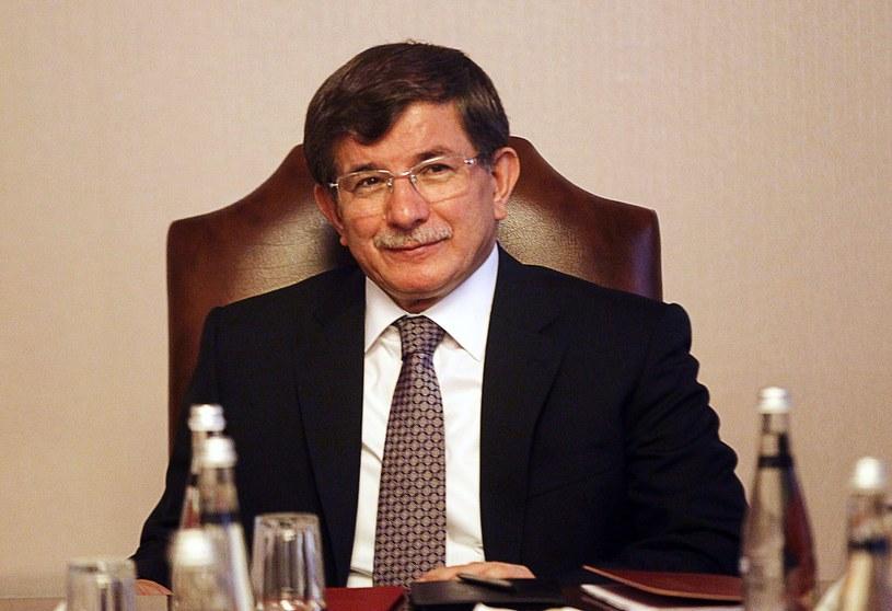 Szef tureckiej dyplomacji będzie nowym przewodniczącym partii rządzącej i premierem rządu w Ankarze. /AFP