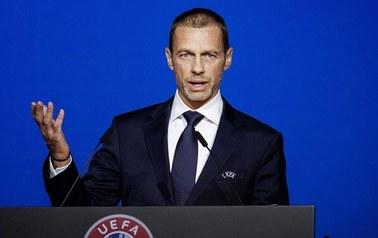 Szef UEFA o Superlidze: Haniebna i samolubna propozycja