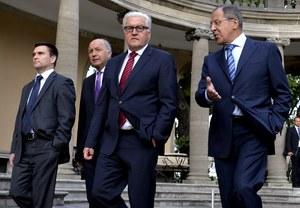 Szef ukraińskiego MSZ: Rozmowy w Berlinie bardzo trudne