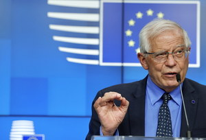 Head of EU Diplomacy: There will be new sanctions against Belarus for harassing local poles