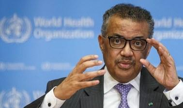 Szef WHO ostrzega: Same te środki nie ugaszą epidemii