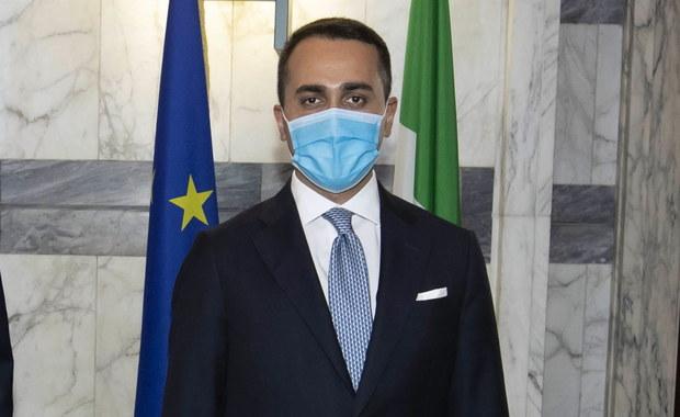 Szef włoskiej dyplomacji zapowiada zniesienie minikwarantanny dla podróżnych z UE