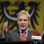 Szef Ziomkostwa Ślązaków Rudi Pawelka odwołany ze stanowiska