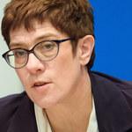 Szefowa CDU: Przestępcy doskonale wykorzystują Schengen