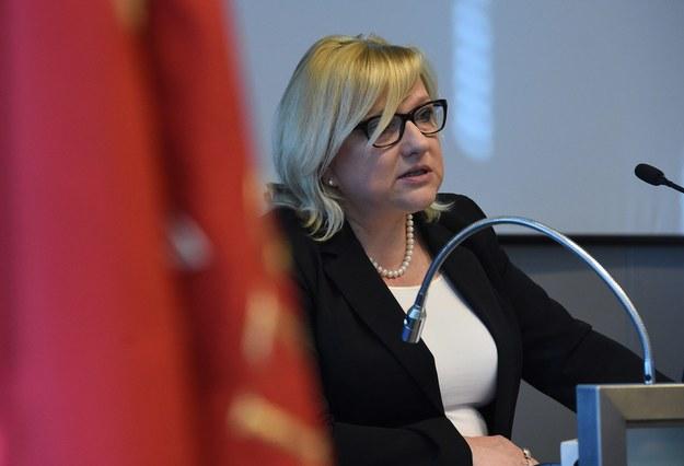 Szefowa kancelarii premiera Beata Kempa /PAP/Radek Pietruszka    /PAP