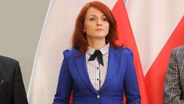 Szefowa Kancelarii Sejmu RP Agnieszka Kaczmarska /PAP