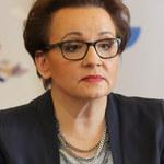 Szefowa MEN podpisała rozporządzenie ws. ramowych planów nauczania