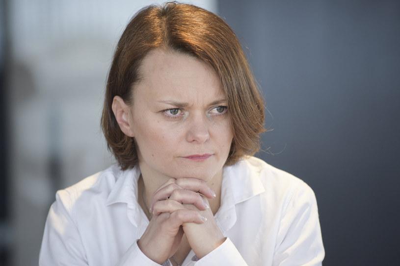 Szefowa ministerstwa przedsiębiorczości i technologii Jadwiga Emilewicz /BARTEK SYTA/POLSKA PRESS /East News