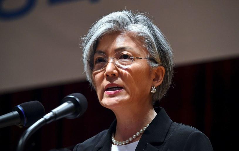 Szefowa Ministerstwa Spraw Zagranicznych Korei Południowej Kang Kyung-wha /AFP