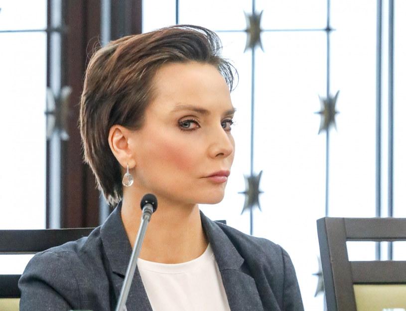 Szefowa Polskiego Radia Agnieszka Kamińska /Piotr Molecki /East News
