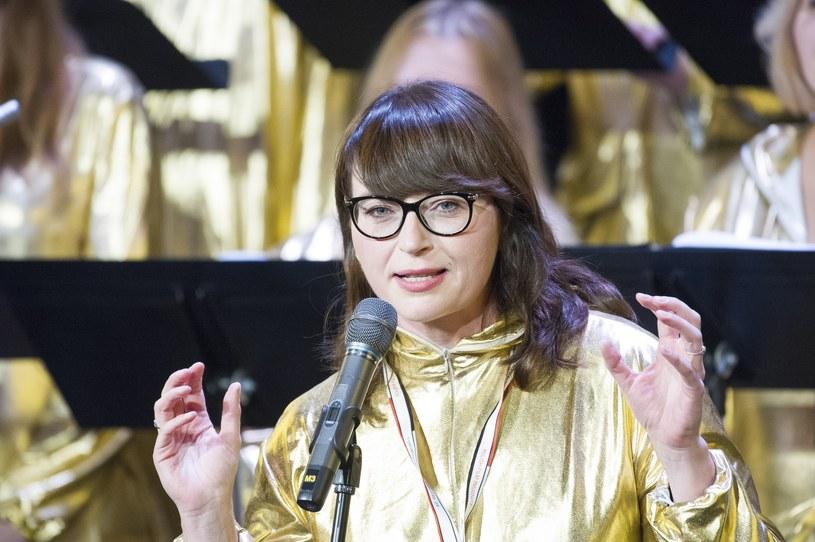Szefowa (wciąż) PISF - Magdalena Sroka /Wojciech Stróżyk /Reporter