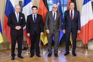 Szefowie dyplomacji apelują o natychmiastowe wstrzymanie walk na Ukrainie