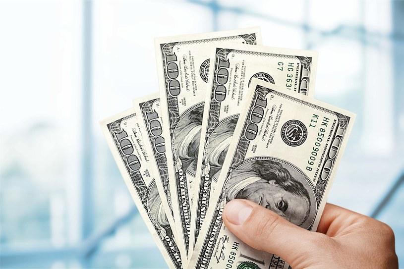 Szefowie największych amerykańskich firm zarabiają krocie /123RF/PICSEL