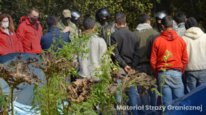Szefowie rządów Czech, Słowacji i Austrii przeciw nielegalnej migracji