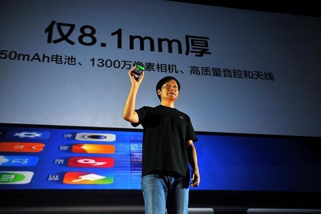 Szefowie Xiaomi chcą powtórzyć sukces odniesiony w kraju /AFP