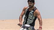 Szejk Dubaju pokazał muskulaturę