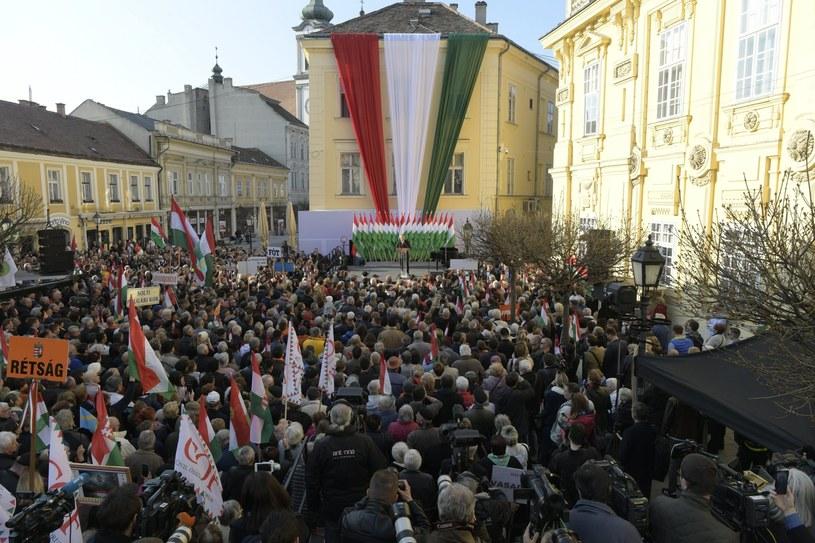 Szekesfehervar na Węgrzech /AFP