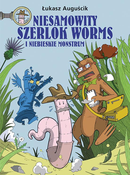 Szerlok Worms i jego niesamowite przygody, Łukasz Auguścik /INTERIA.PL/materiały prasowe