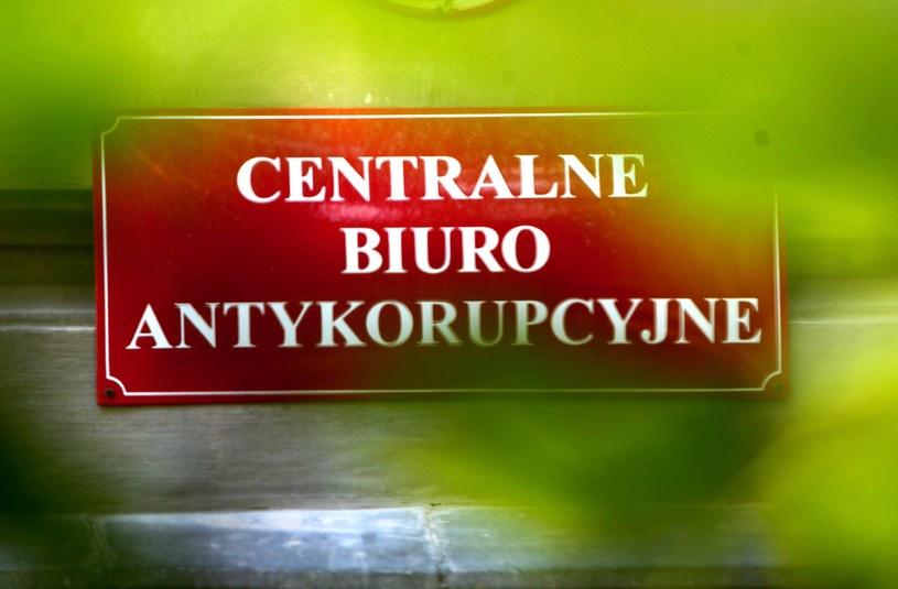 Szeroko zakrojona akcja CBA w całej Polsce /STANISLAW KOWALCZUK /East News