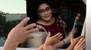 Sześć lat więzienia dla byłej sekretarki Imeldy Marcos