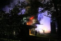 Sześć osób zginęło w pożarze kwatery turystycznej