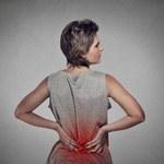 Sześć sposobów, by zapobiec bólom krzyża