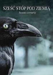 Sześć stóp pod ziemią - Sezon 4, pakiet 5 płyt DVD