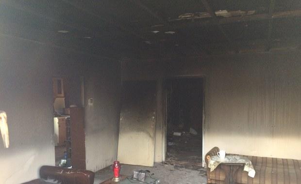 Sześcioosobowa rodzina z Urbania straciła w pożarze wszystko. Każdy może pomóc!
