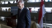 Szimon Peres w szpitalu. Były prezydent Izraela miał udar mózgu