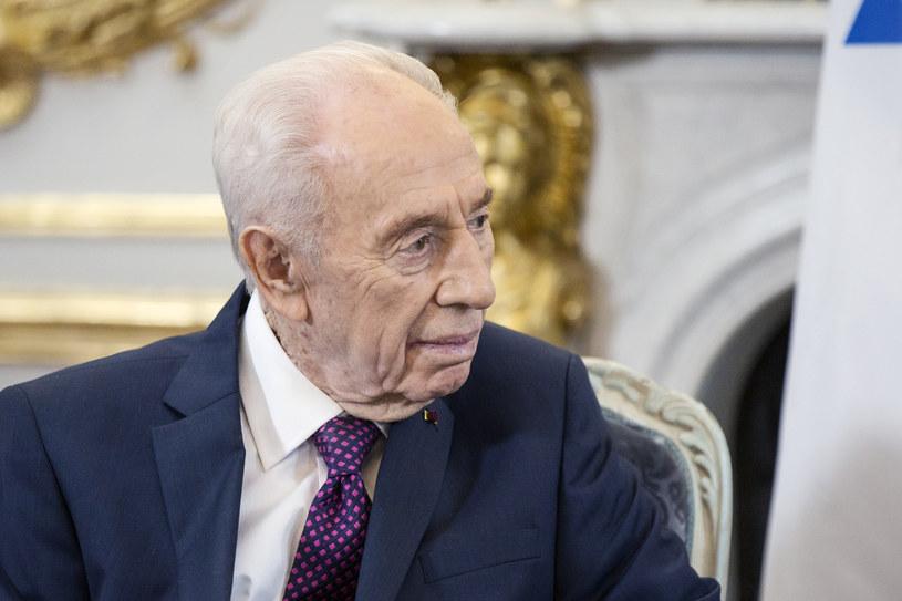 Szimon Peres /AFP