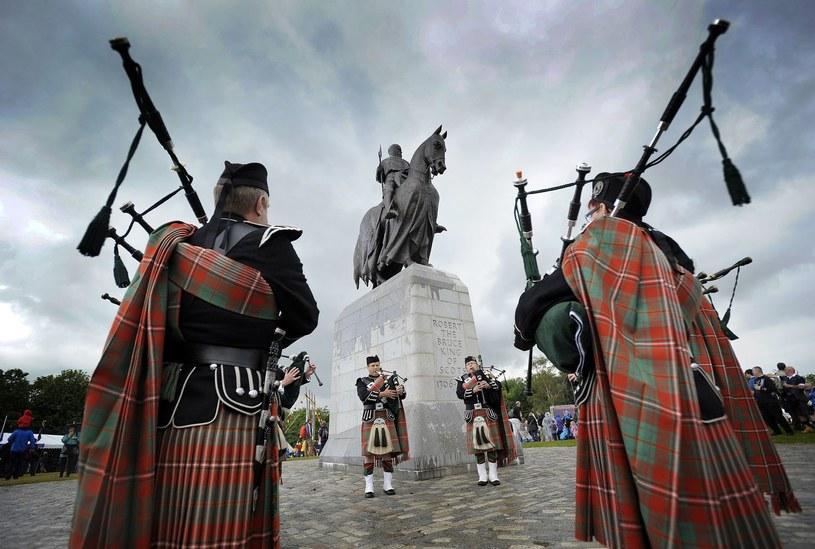 Szkoci w referendum zdecydowali, że nie odłączają się od Wielkiej Brytanii /AFP