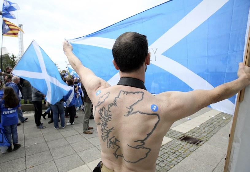 Szkoci wybrali /Agencja FORUM