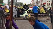 Szkocja: Wypadek kolejki górskiej. Są ranni