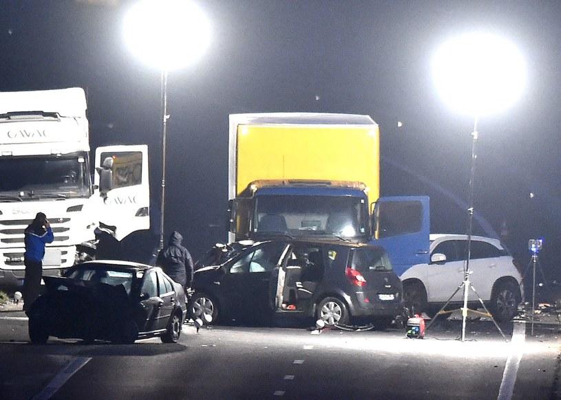 Szkoda całkowita powinna na stałe wyłączać pojazd z eksploatacji /AFP