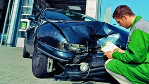 Szkoda całkowita - wcale nie oznacza, że auto jest zniszczone