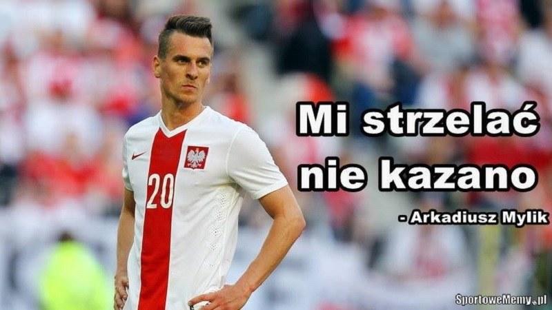 Szkoda... /Sportowememy.pl