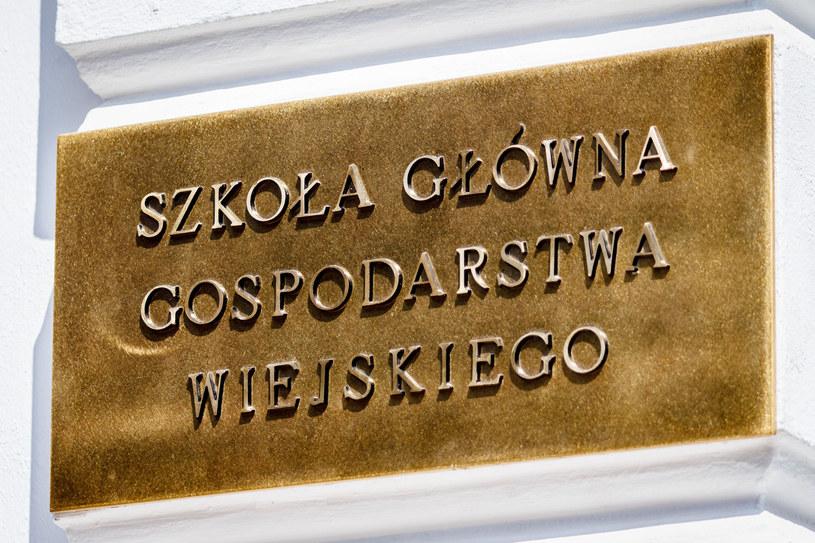 Szkoła Główna Gospodarstwa Wiejskiego (SGGW) /Lukasz Klos /East News