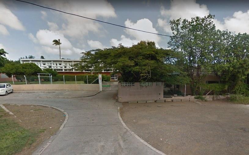 Szkoła Marnix Cas Cora w Curacao /Google Street View /