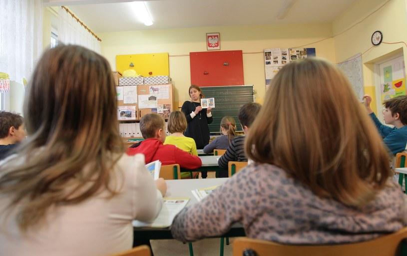 Szkoła nie dla uczniów? /Stanisław Kowalczuk /East News
