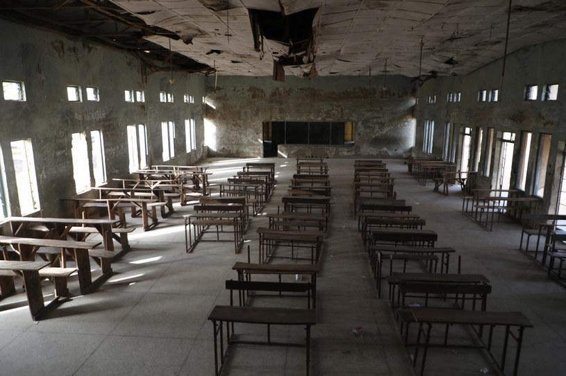 Szkoła w Nigerii, zdjęcie ilustracyjne /KOLA SULAIMON /AFP