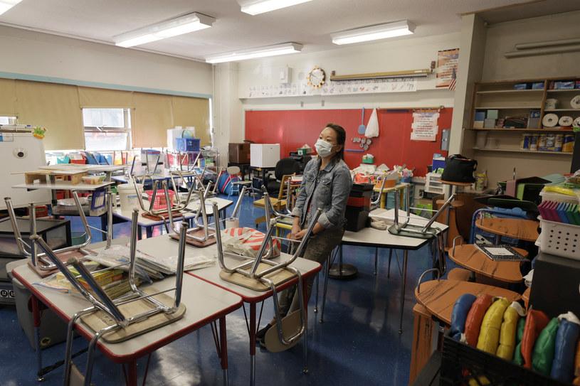 Szkoła w Nowym Jorku; zdj. ilustracyjne /AFP