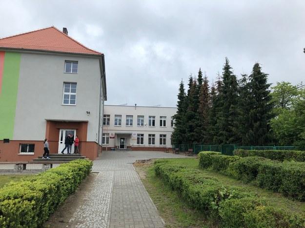Szkoła w Świdnicy /Mateusz Chłystun /RMF FM