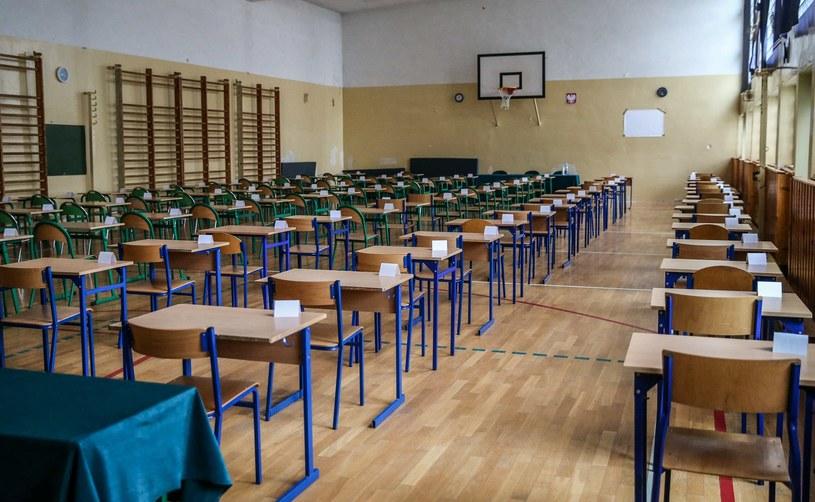 Szkoła, zdjęcie ilustracyjne /Karolina Misztal /Reporter