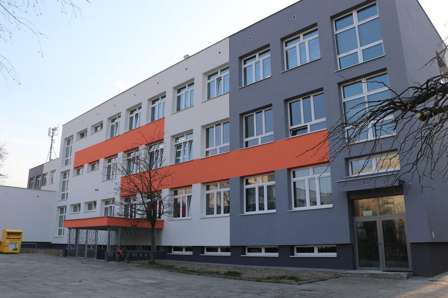 Szkoła. Zdjęcie ilustracyjne /Jacek Skóra /RMF FM