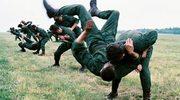 Szkolenie komandosów. Trudne początki