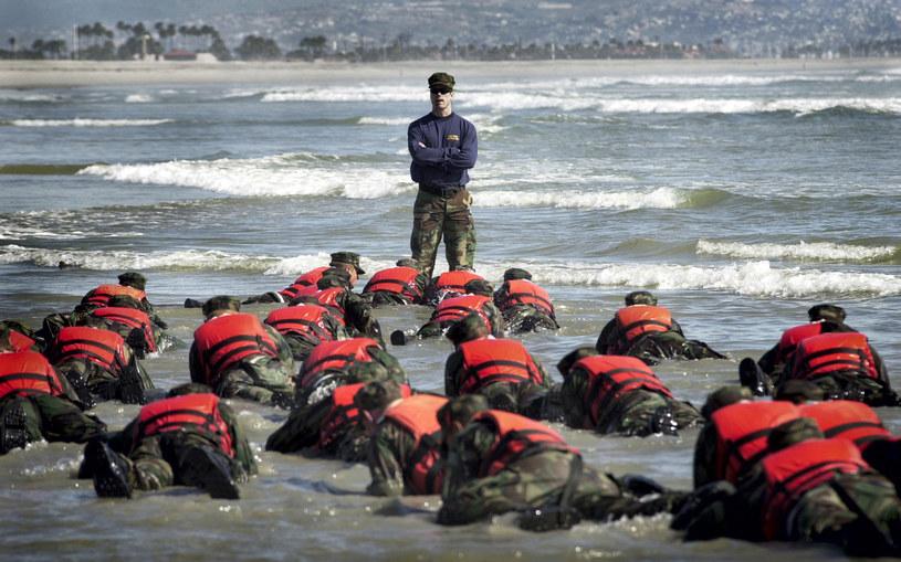 Szkolenie Navy Sailors, zdj. ilustracyjne /AFP