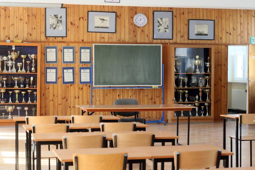 Szkoły pozostaną zamknięte, egzaminy zostały przesunięte /FOT. LUKASZ KACZANOWSKI/POLSKA PRESS/Polska Press /East News