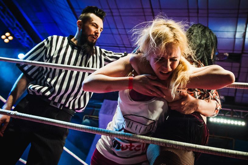 Szlamfest A.D. 2017 - wrestling jest związany z imprezą od samego początku /Karol Makurat/REPORTER /East News