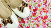 Sznurowane baleriny – wiosenny hit